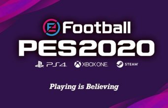 pes 2020 official poster