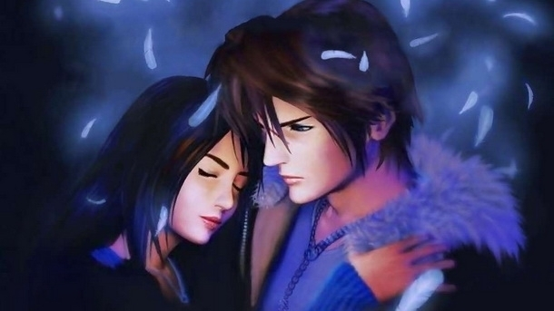 Squall & Riona